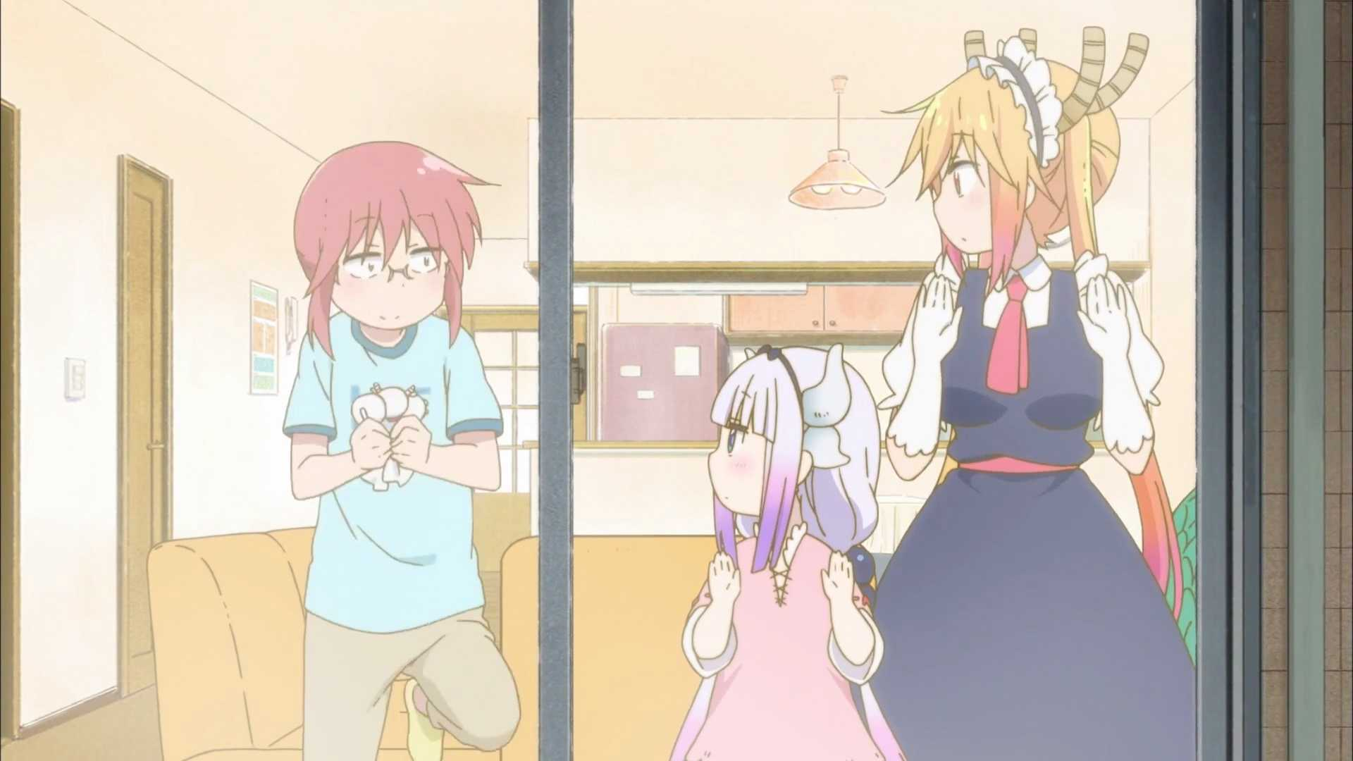 Kobayashi-san Chi no Maiddragon (Winter)